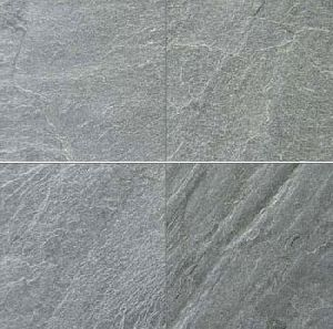Silver Grey Natural Slate Stone