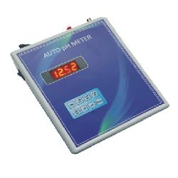 Microprocessor Based Ph Meter