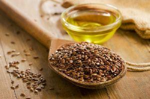 Organic Flaxseed Oil