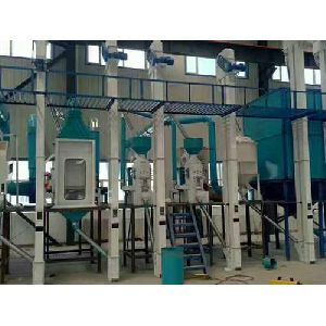 Commercial Rice Mill Plant