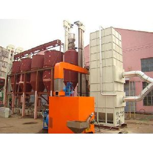 Industrial Rice Mill Plant