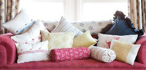 Homes Poly Fiber Cushions