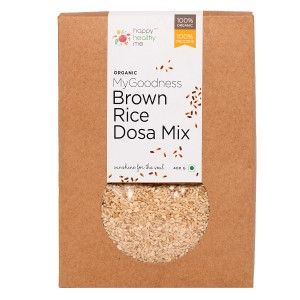 Brown Rice Dosa Mix