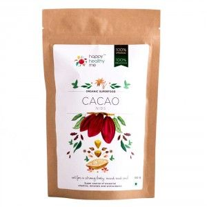 Cacao Nibs Raw Powder