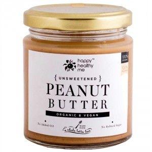 Peanut Butter Unsweetened