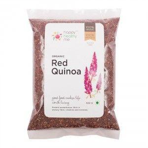 Red Quinoa Grain