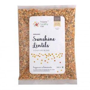 Sunshine Lentils Beans
