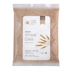 Wheat Dalia Broken Wheat