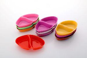 Plastic Chutney Bowl