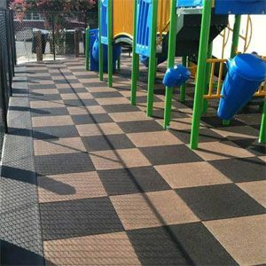 Epdm Rubber Flooring Tile