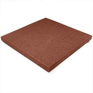 Outdoor Rubber Flooring Tile