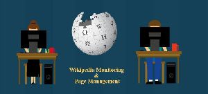 Wikipedia Page Monitoring Services
