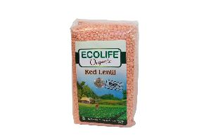 Organic Red Lentil