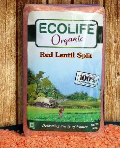 Organic Red Lentil Split