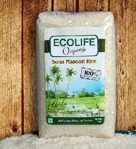 Organic Sona Masoori Rice