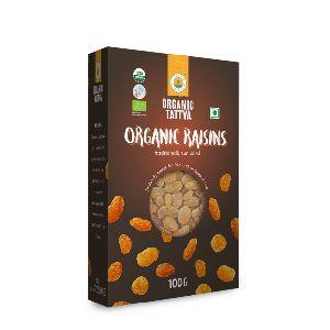 Organic Raisin