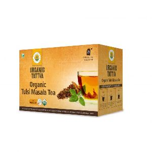 Organic Tulsi Masala Tea