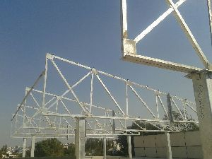 Elevated Mounted structure System