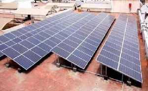 Green Optima Roof Mounted Solar Panel System