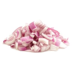 diced onion