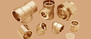 Copper Nickel Alloy Forged Fittings