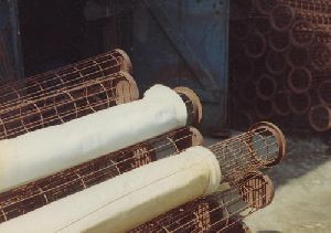 Cylindrical Bag Filter