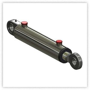 HYDRAULIC CYLINDERS CLEVIS MOUNTING