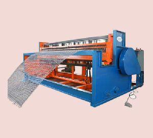 Wire Mesh Making Machine