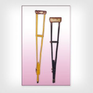 Wooden Crutches
