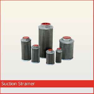 Hydraulic Suction Strainer