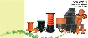 Plastic Piping And Storage Water Tank