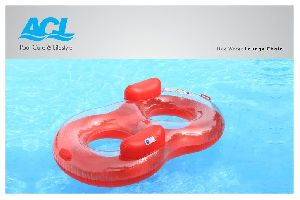 Inflatable Duo Water Lounge Chair