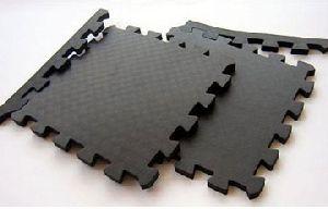 Interlocking Rubber Tile Mat