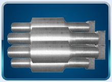Spheroidal Graphite Iron Rolls