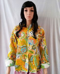 Kantha Quilted Jackets
