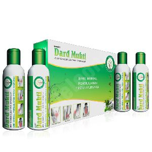 Dard Mukti Oil - Joint & Muscles Pain Relief Oil