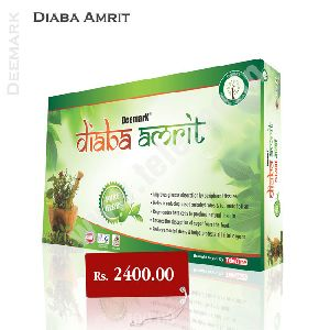 Deemark Diaba Amrit Herbal Medicine