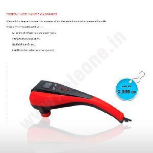 Digital Vibe Handy Massager - Gym Equipment