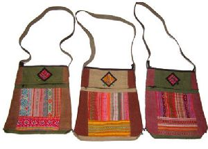 Fashion Jute Hand Bags