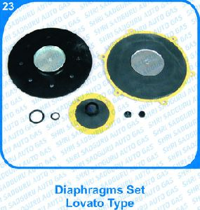 Diaphragms For Lpg Gas Conversion Kit