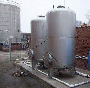 Mild Steel Activated Carbon Filter