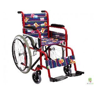 Folding Pediatric Wheelchair