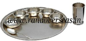 Serving Plates And Thali Sets