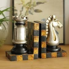 Decorative Resin Chess Style Picture Frames