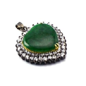 Black Gold Ethnic Gemstone Jewelry