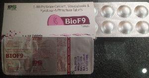 L-methylfolate Calcium, Methylcobalamin & Pyridoxal-5 Phosphate Tablets