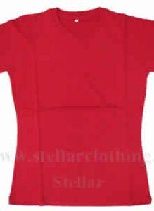 Plain T-shirt For Womens