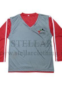 School Uniform V Neck T-shirt