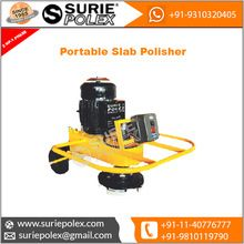 Portable Slab Polisher