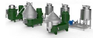 Virgin Coconut Oil Processing Machines